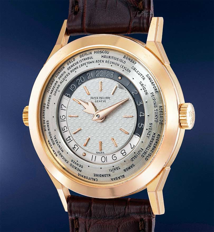 Patek Philippe World Timer Ref. 2523/1